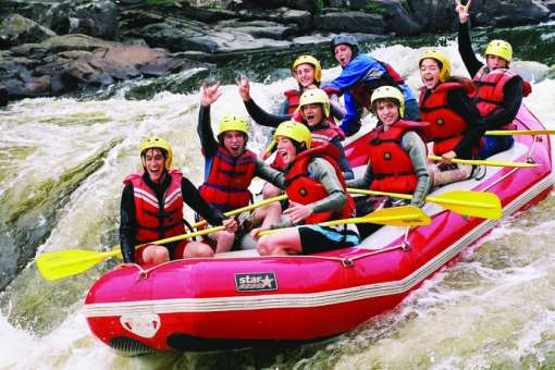 Mont-Tremblant Rafting