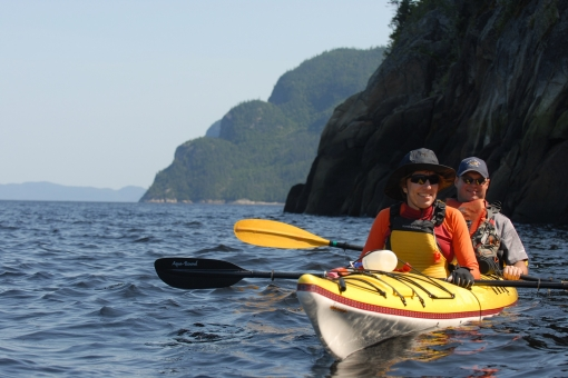 3 days sea kayaking expedition