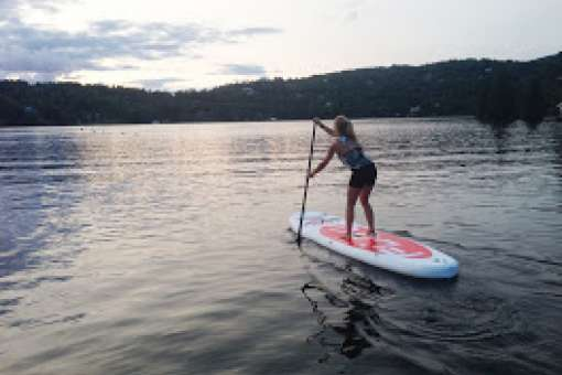 SUP- Stand up paddle