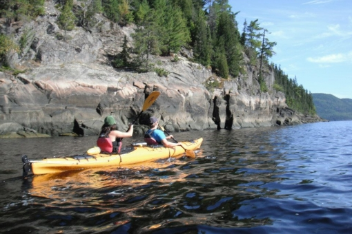 Sea Kayak introduction, excursion and outings