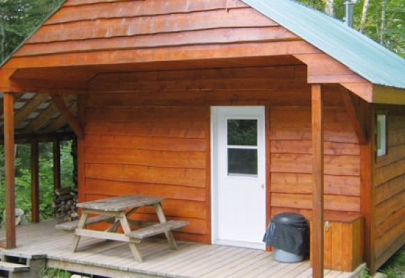 cabin camping in the woods. Parc Régional Du Massif Sud Cabin Camping In The Woods A