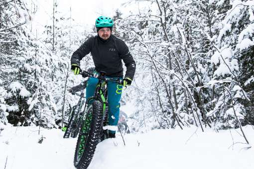 Initiation au fatbike