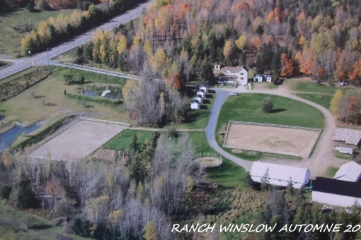 Ranch au Quebec